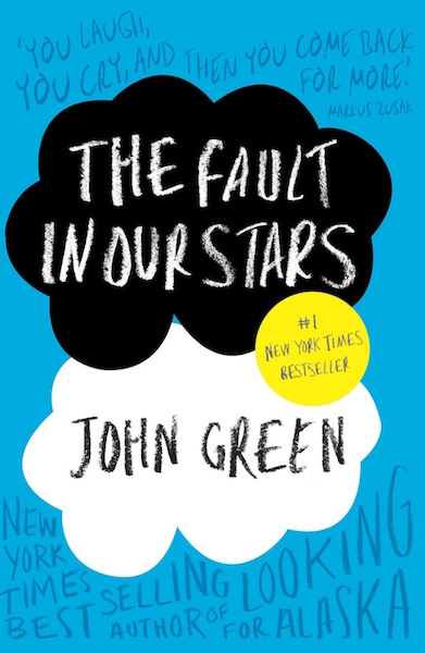The Fault Is In Our Stars vocab list