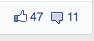 counting likes